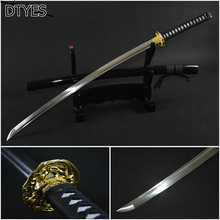 Japanisches Katana Schwert Katana 1095 High Carbon Steel Samurai Sword Handmade Katana Afiada Espada Samurai
