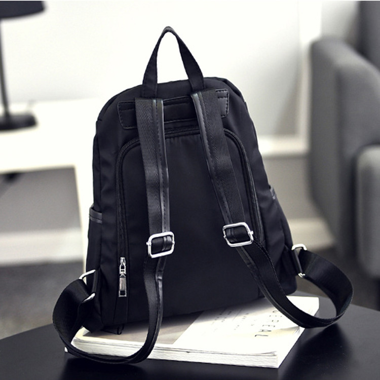 2879aadd36e Fashion on Trend Small Black Purple School Bag Cute Backpacks High School  for Teenagers Girls Mini Sac A Dos Femme-in Backpacks from Luggage   Bags on  ...