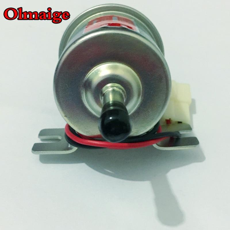 Universal diesel bensin 12 v pompa bahan bakar listrik HEP-02A 8mm - Suku cadang mobil - Foto 3