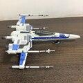 Звездные войны The Force Пробуждает эдгара по X-Wing Fighter Действий Рис. X-Wing Fighter и BB-8 Doll ПВХ рисунок Игрушка Brinquedos Аниме 14 СМ