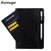 Luxury PU Leather Case For IPad Mini 1 2 3 Business Flip Card Holder Stand Cover