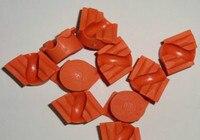 5 peças clipes para ballscrew sfu5010 acessórios cnc máquina