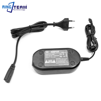 10Sets/Lot DMW-AC5 DMW-AC5PP DMW-AC5G AC Adapter Power for Panasonic Lumix Digital Cameras DMC-F2 F3 FH1 FH20 FH22 FH3 FP1 FP2