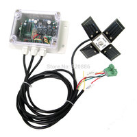 Dual Axis Solar Tracker Tracking Linear Actuator Controller for Home Garden