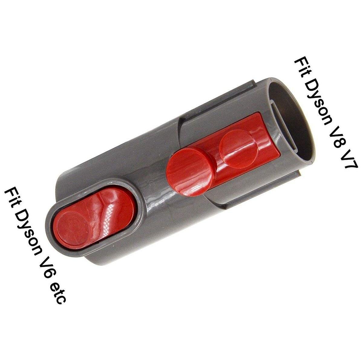 Nuovo per Alt Fit Strumento Adattatore Convertitore Kit per Dyson V6 V7 V10 V10 SV10 SV11 Cordless Aspirapolvere RegaloNuovo per Alt Fit Strumento Adattatore Convertitore Kit per Dyson V6 V7 V10 V10 SV10 SV11 Cordless Aspirapolvere Regalo