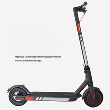 For Xiaomi Mijia M365 Electric Scooter Reflective all body Stickers Tag Paster Decals Night Safety Warning Reflector scooter