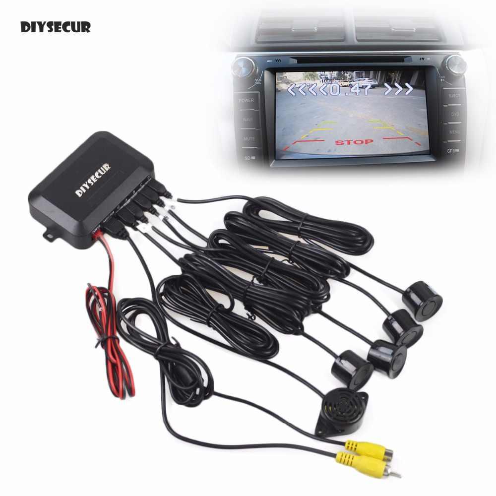 medium resolution of detail feedback questions about diysecur car reverse video parking diy wireless alarm system mcm electronics
