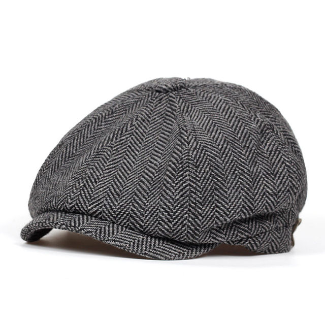 9c72c9f90cec8 ... Newsboy Cap Men Wool Ivy Hat Golf Driving Flat Cabbie Flat Unisex  Berets Hat. There are no reviews yet. Share  1734. Shipping  Free. Color   Please ...