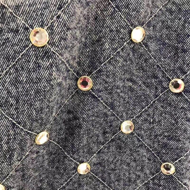 Haute Rmsx 3 Veste Diamants Qualité Automne Femmes Manteau 10 Denim 6qx6HwfO