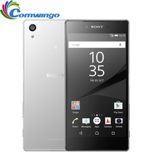 Original Sony Xperia Z5 Premium E6883 Dual SIM / E6853 Single SIM 32GB ROM Octa Core 5.5'' 2160*3840 4K 23.0MP FDD-LTE 4G Phone