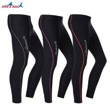 1,5 MM Neopren Tauchen Ankle länge Hosen Für Männer Frauen Schnorcheln Capri hose Schwimmen Rudern Segeln Surfen Warme