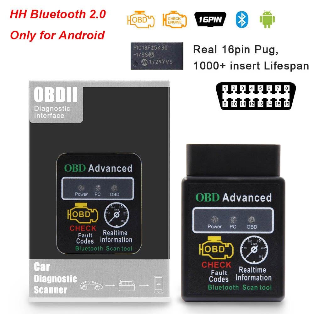 HTB1DydiaHj1gK0jSZFOq6A7GpXaP ELM 327 V1.5 PIC18F25K80 obd2 Bluetooth 2.0 4.0 Scanner ELM327 V1.5 for Android/IOS OBD 2 OBD2 Car Diagnostic Auto Easydiag Tool