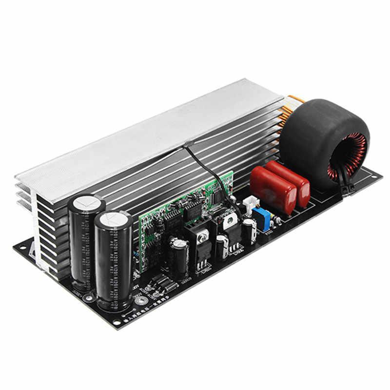 3000W saf sinüs dalga invertör elektrik panosu sonrası sinüs dalga amplifikatör kurulu monte 200x85x50mm