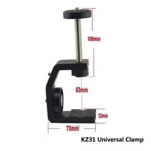 Image 3 - FFYY อลูมิเนียมคลิปUNC1/4นิ้วUniversal C Stand Clampสำหรับยึดกล้องสำหรับยึดแฟลช