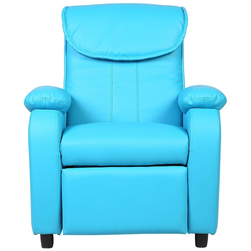 Comfortable Bed Room Kids Chair Recliner Sofa Armrest Chair Baby Furniture HW54214
