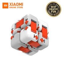 Глобальная версия Xiaomi куб Миту Спиннер пальчиковые кубики интеллектуальные игрушки умный палец Портативный Для Xiaomi умный дом подарок для ребенка
