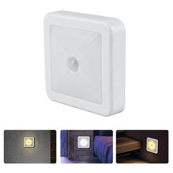 Luz con sensor de movimiento 1