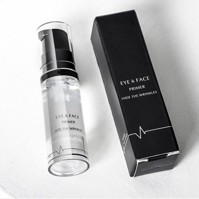 BGVfive8ml Women Girls Eyeshadow Face Primer Base Foundation Lotion Cream Anti Wrinkle Makeup Gel Eye Concealer Cream 4