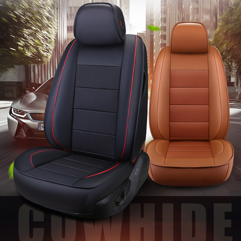 Car Wind Automovil Leather Car Seat Cover For Toyota Solaris Rav4 ...