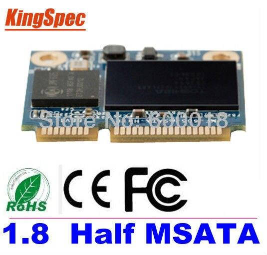 Kingspec Половина mSATA ssd 128 ГБ III 6 ГБ/СЕК. ssd SATA3 120 ГБ msata Для Tablet PC жесткий диск Для Samsung Сигнала ПК Для Intel Сигнала ПК