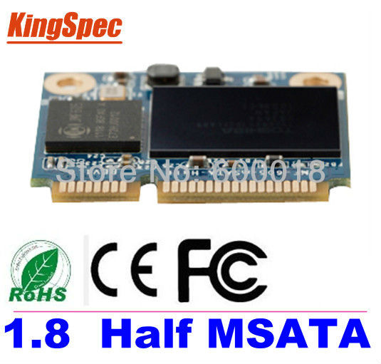 Kingspec  Half mSATA ssd 128GB SATA3 III 6GB/S ssd 120gb msata For Tablet PC hard disk For Samsung Signal PC For Intel Signal PC samsung samsung 850 pro 1tb sata3 ssd накопители