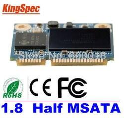 L Kingspec نصف mSATA ssd 128GB SATA3 III 6 جيجابايت/ثانية ssd 120gb msata ل اللوحي PC الصلب ل سامسونج إشارة PC ل إنتل إشارة PC
