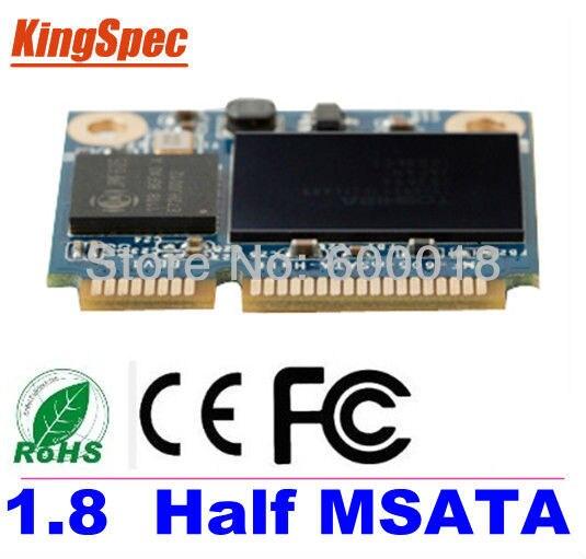 Rígido para Samsung Sinal para Sinal Msata de 120gb para Tablet Meio Msata Kingspec 128gb Sata3 Iii 6 gb – s pc Intel l Ssd