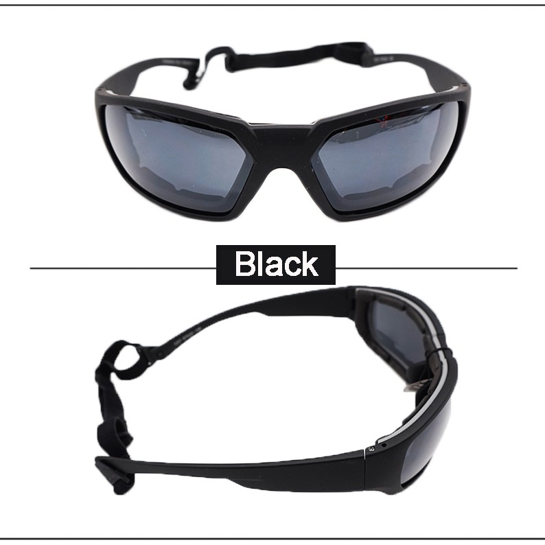 Quality Ski Goggles with Tether Impact resistance skiing glasses for women/men UV400 sunglasses Outdoor Riding Glasses 15