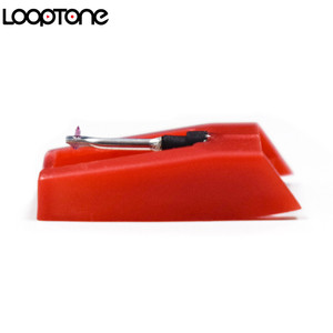 Image 3 - LoopTone 2PCS Sapphire Tipped Ceramic Needle Stylus for Vinyl LP Record Player Turntable Players, Gramophone Accessory