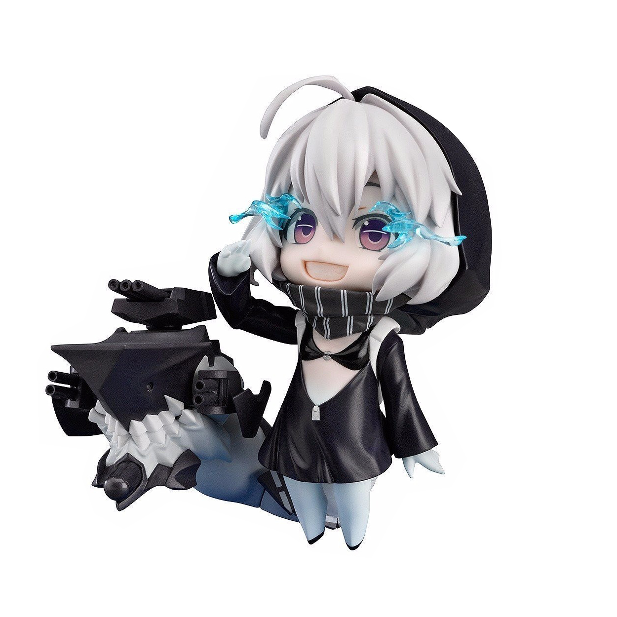 Chanycore GSC Nendoroid 494 # Corazzata L Collection Kan Colle Ri-Classe Boxed Action Figure Model Collection Toy 10 cm 4 ''