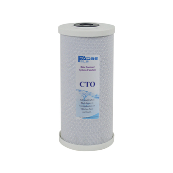 Whole House 5 Micron Big Blue Coconut Shell Carbon Block Water Filter Cartridge 10 L x 4.5 OD od l 70 1000mm 99 5