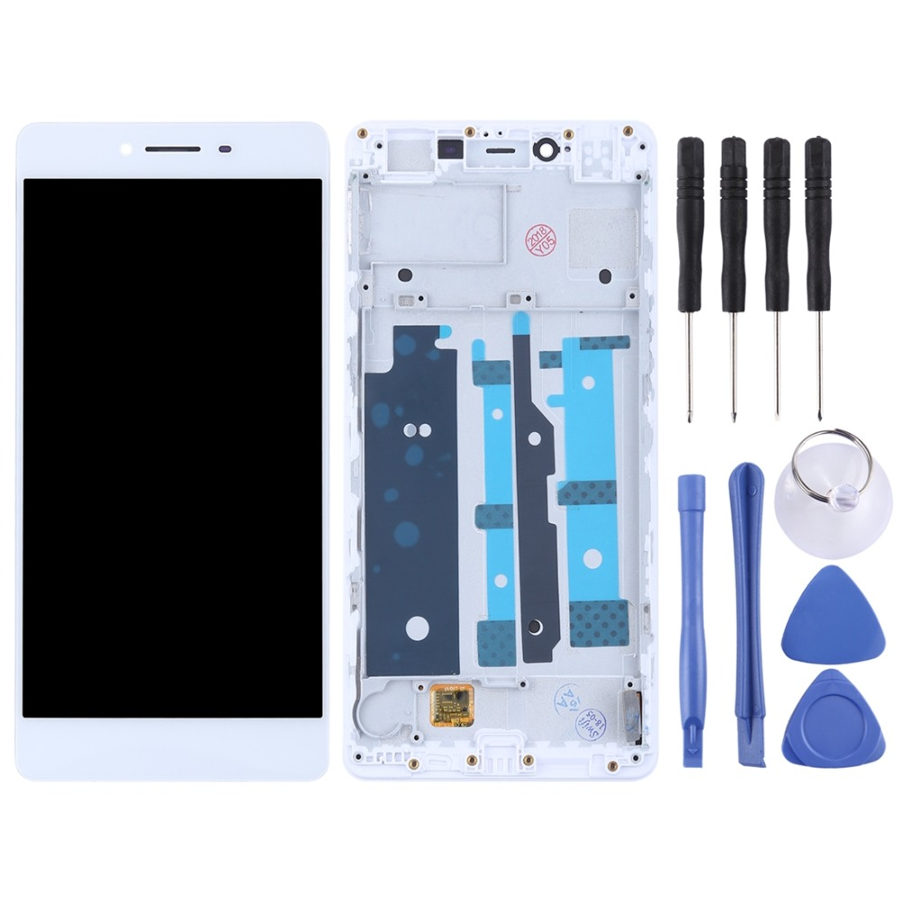 TFT Materials LCD Screen and Digitizer Full Assembly with Frame for OPPO R7sTFT Materials LCD Screen and Digitizer Full Assembly with Frame for OPPO R7s