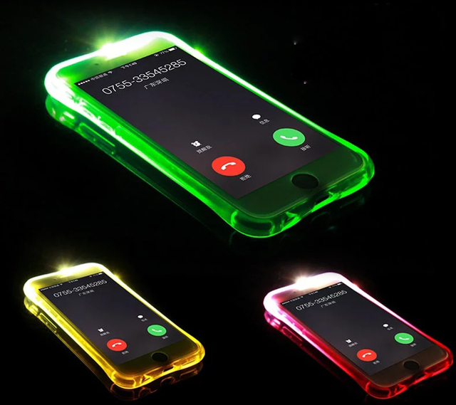 light up iphone 6 case
