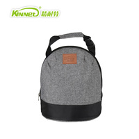 Portable Insulation Package Lunch Bags Ladies Warm Food Picnic Box Office Staff Aluminum Thermo Cooler Women