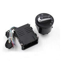 HeadLight Sensor and Switch For Golf 4 JETTA MK4 Polo New Bora Passat B5 MK6 5ND 941 431B 5ND941431B CNWAGNER