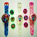DX Japão Anime Relógio Yokai Iluminação e som (Assista ao vídeo detalhes, brinquedo e Não só é simples como o original).