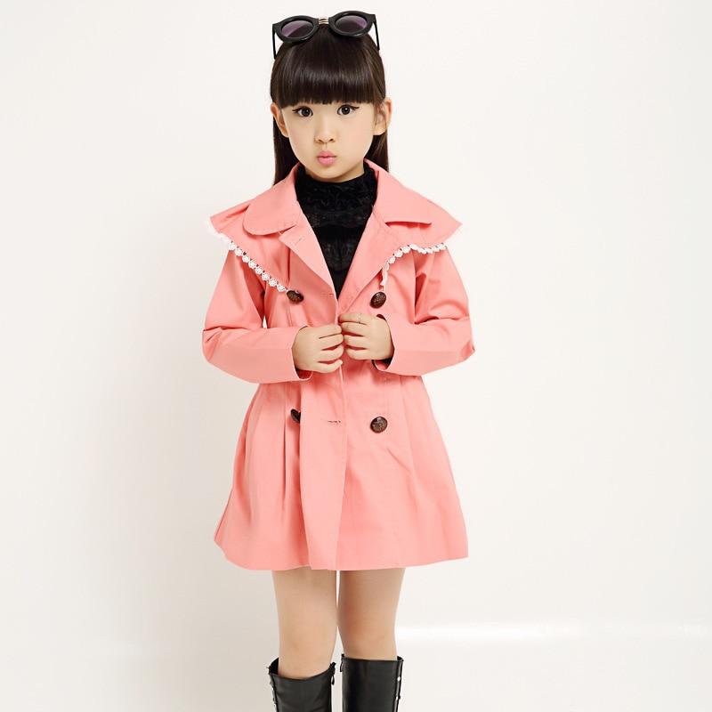 Aliexpress.com : Buy kids trench coat arrival Korean teenage girl