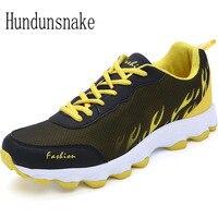 Hundunsnake Running Shoes For Men Women Sneakers 2017 Sport Mesh Breathable Jogging Gym Runner Male Krasovki