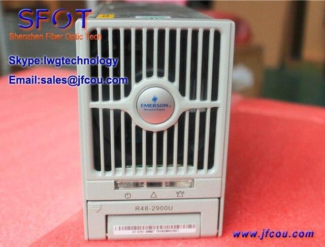 R48-2900U Emerson 48V 2900W Rectifier Module Communication Power Supply