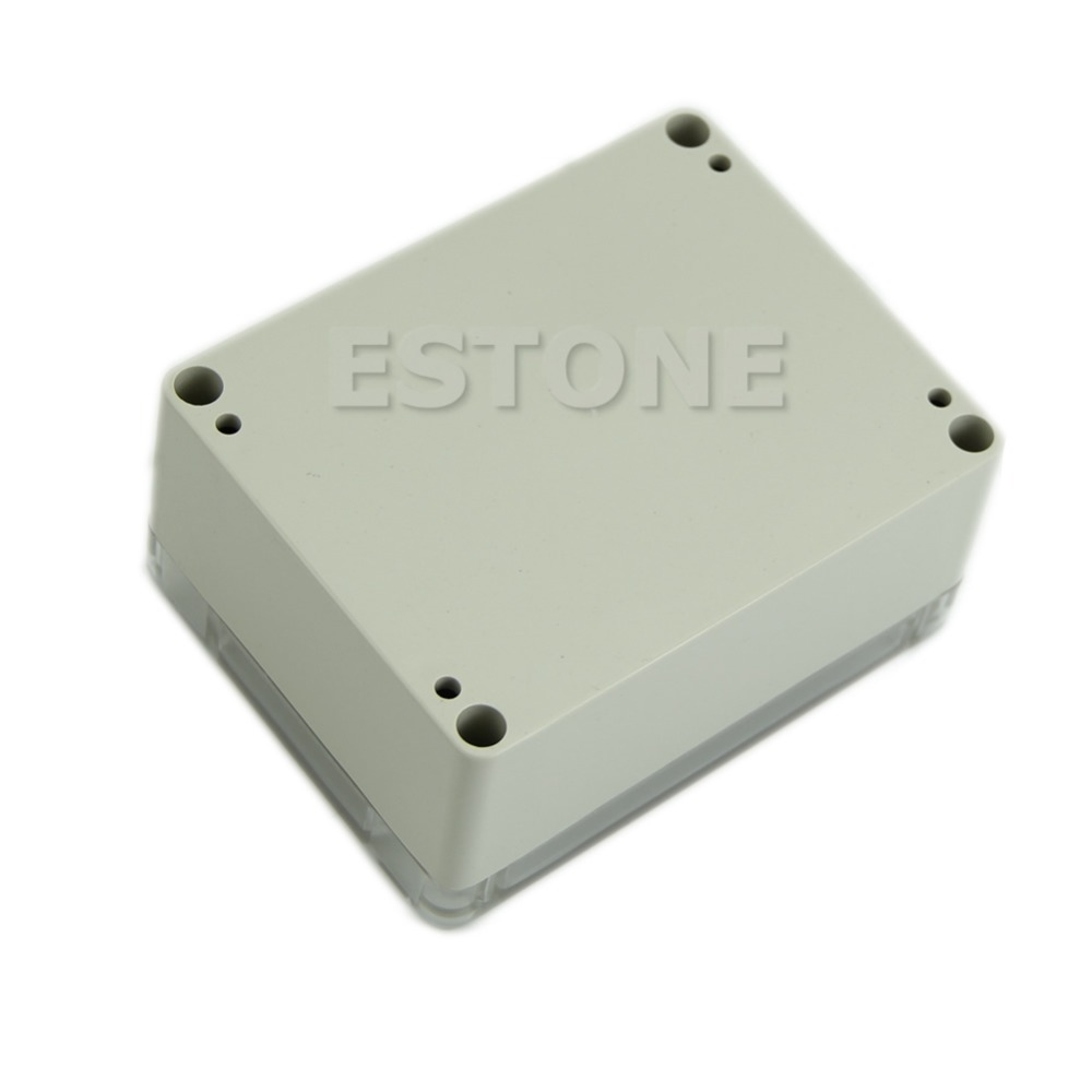 115x90x55mm Waterproof Electronic Project Box Enclosure Case Screw Junction Box