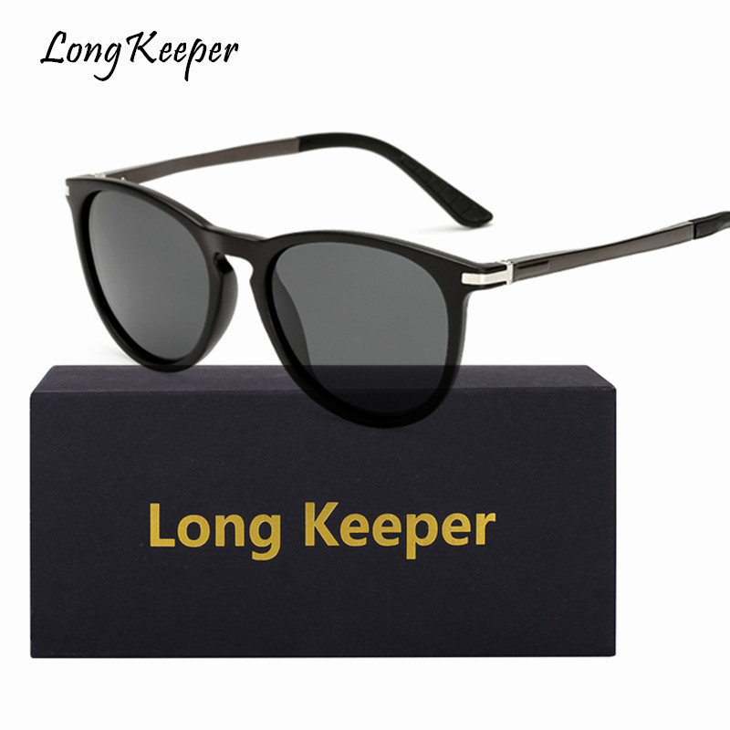 Adaptable Longkeeper 2018 Polarized Sunglasses For Women Men Driving Eyewears Top Quality Sun Glasses Brand Designer By Longkeeper Beneficial To The Sperm
