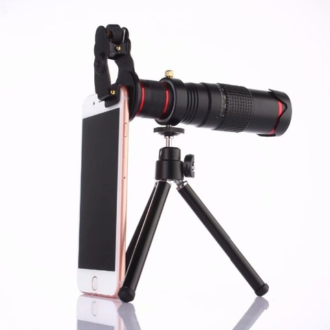 Cellphone mobile phone 22x Camera Zoom optical Telescope telephoto Lens For Samsung iphone huawei xiaomi Lahore