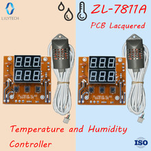 Humidity and temperature control PCB ZL-7811A