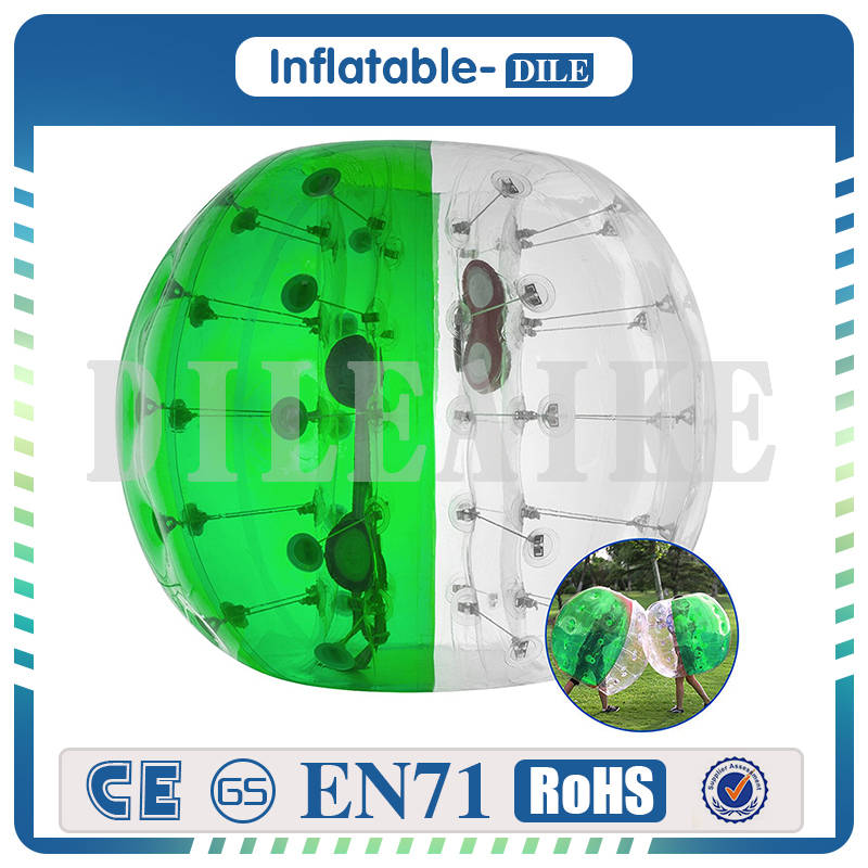 Free Shipping 1m/3.3FT Bubble Soccer Ball , Bubble Soccer ,Bubble Ball For Children
