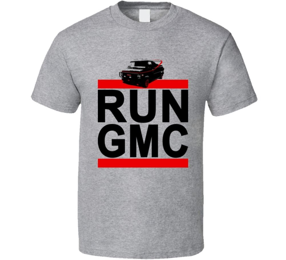 Runer Gmc A Team Van Movie Tv Rap Hip Hop Men T Shirt Lowest Price 100 Cotton In Shirts From Mens Clothing Accessories On Aliexpress