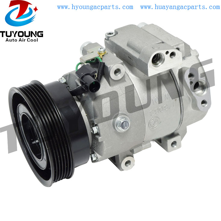 A/c Compressor & Clutch Temperate 977011m130 Co 11090c Dv13 Auto Air Con A/c Compressor For Kia Forte 5 2.0l 2.4l 158371 Tem275774 2021989