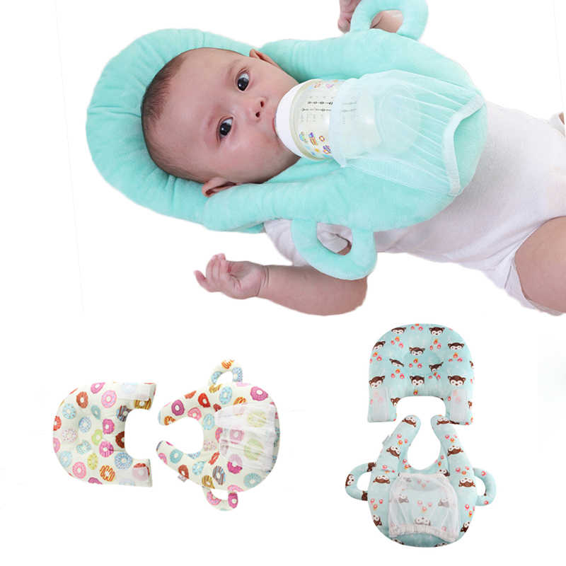 Baby Nursing Pillow Newborn Breastfeeding Feeding Safety Pillow Adjustable Multifunction Washable 0-12 Months Baby Pillow