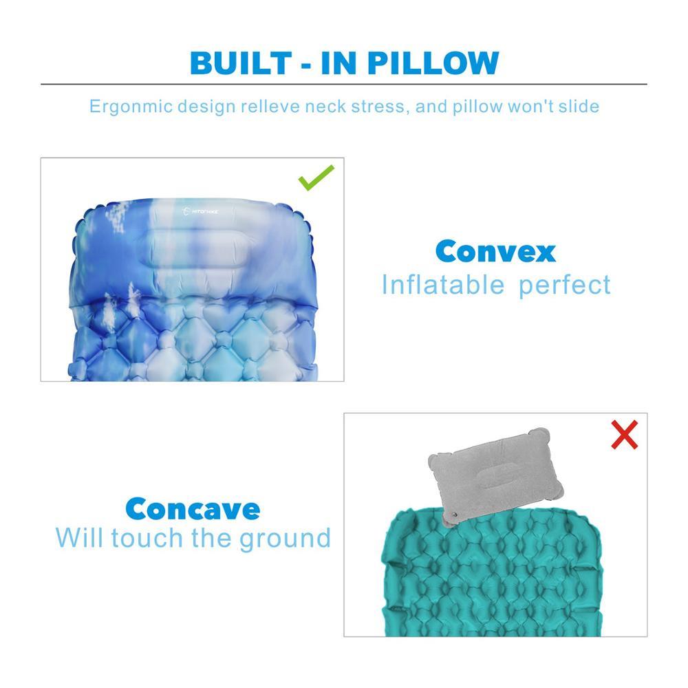 acampamento moistureproof esteiras cama de ar super 03