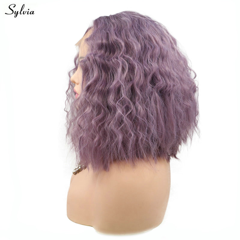 Sylvia Υψηλής Θερμοκρασίας Ινών μαλλιά - Συνθετικά μαλλιά - Φωτογραφία 1