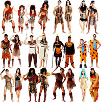 Sexy Indian Halloween Costumes Sexy For Women Adult Party Kostum Indianen Jurk Carnaval Adults Native American